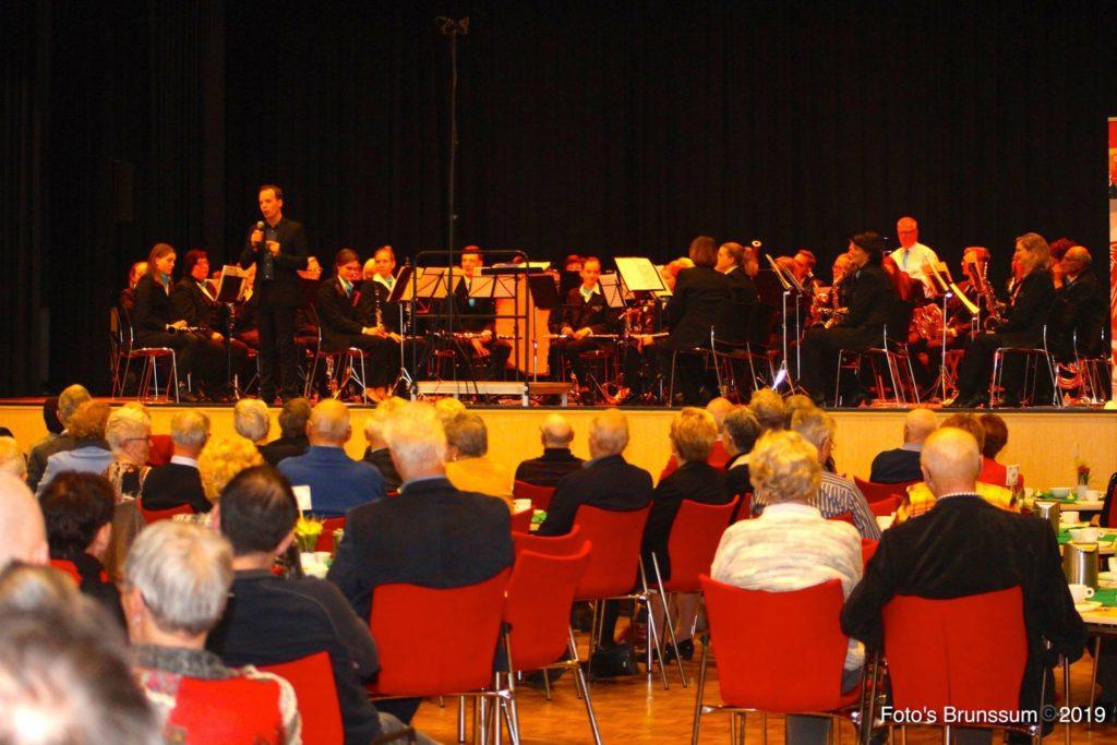 Gouden Paren concert